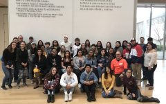 Spanish Students Attend Weekend Field Trip at Art Institute
