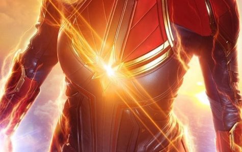 MCHS Comics and Manga Club Hosts Captain Marvel Showing