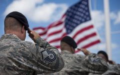 Military: Strong Option for Many Graduating Students