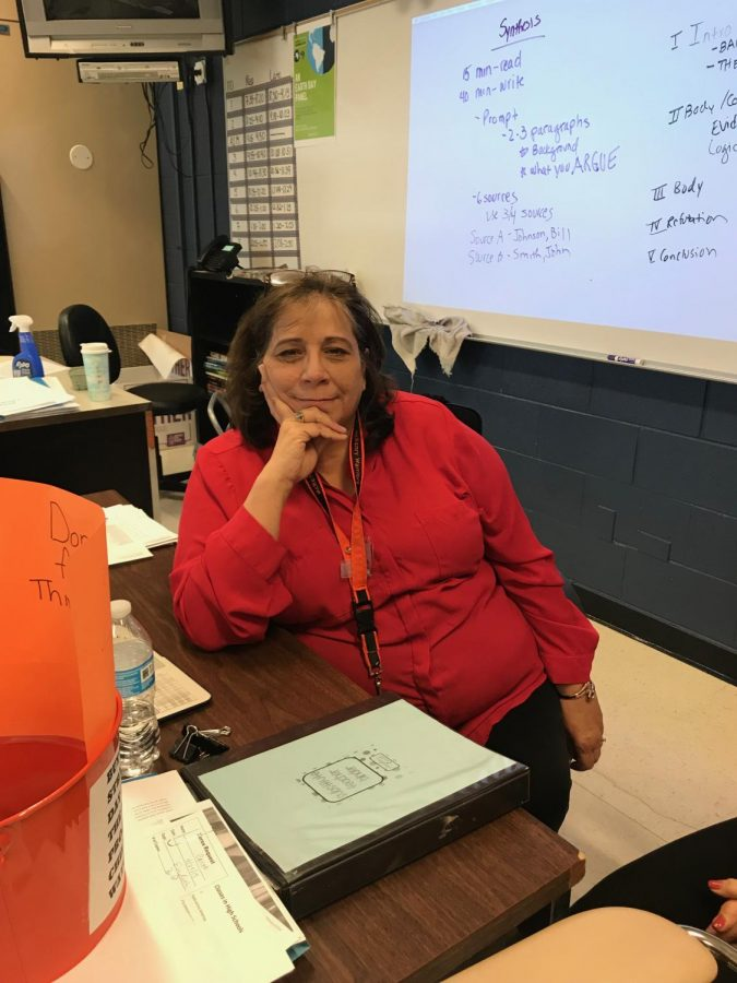 Angela Cristo Hangs Up Her Cap and Gown