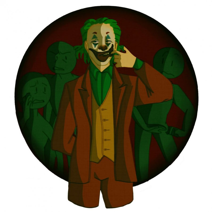The Joker controversy