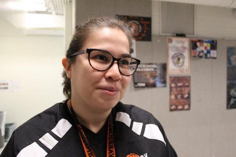Mrs. Cornejo discusses the role race plays in her life. High school is a battle in its own, but the addition of being a minority makes it more difficult.