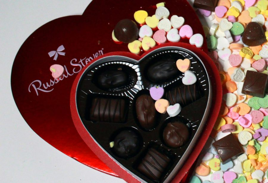Valentine's day is a holiday surrounding the idea of love and affection.