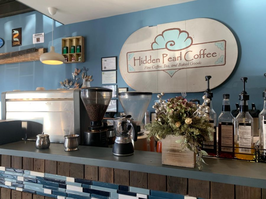 In the process of re-establishing itself in the community, the Hidden Pearl coffee shop partnered with West Campus to serve students and staff. Since it disappeared in December, many have wondered when it will return.