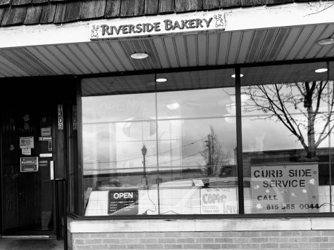 Though COVID-19 forced many local businesses to shut down, some restaurants like Riverside Bakery have remained open for curbside pickup. Coronavirus has impacted what was a booming economy in unprecedented ways.