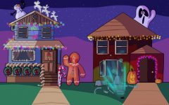 Halloween vs Christmas op-ed