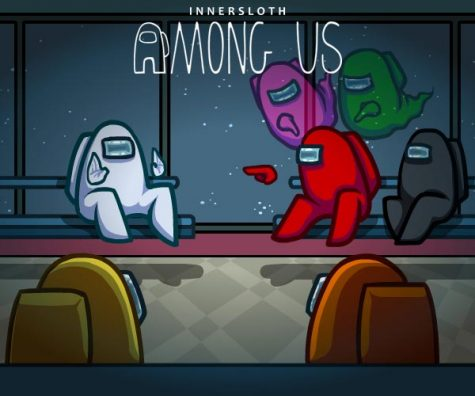 "Though ""Among Us"" was released in 2018, the game caught on my players who were stuck at home during the pandemic wanted to socialize through the game."