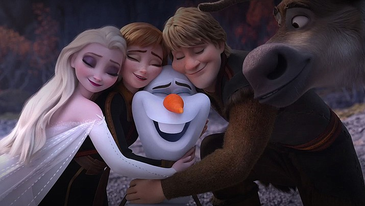 The Frozen films are not only fun but full of adventure and valuable lessons to be reminded of during the pandemic.