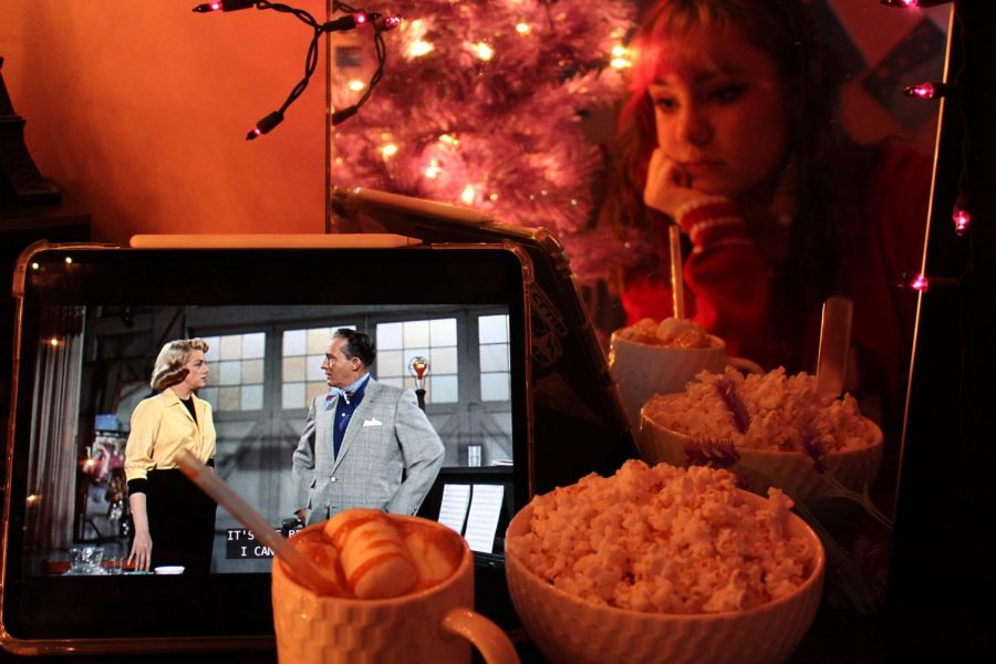 Winter break during a global pandemic can only mean one thing: Down time. Here are twelve movies you can watch each day during break to keep yourself sane and happy during the holidays.