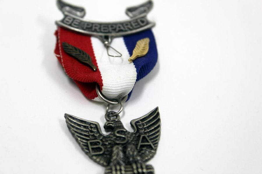 The rank of Eagle is the highest a Boy Scout can earn. Many MCHS students have received the rank over the years, including five in the past year alone.