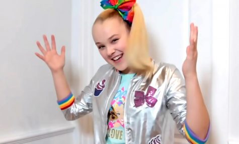 JoJo Siwa gives a tour of her new epic bedroom in a 2018 video on YouTube. Many fans, including MCHS students, say that coming out makes an important and powerful statement.