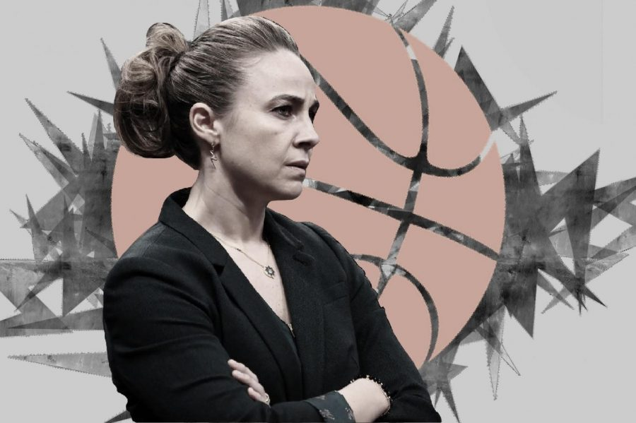 Assistant Coach for the San Antonio Spurs, Becky Hammon, has made history acting as the head coach for a recent game. Hammon acts with power and confidence as she coaches her team to victory.