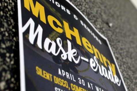 The McHenry Masker-erade was planned as way of keeping prom despite COVID regulations and health concerns. The event will take place Friday despite  lower than expected ticket sales.