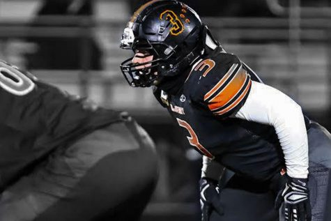 For senior Paul Zunkel, high school football has been full of ups and downs. He attributes his perseverance to his success during his senior year.