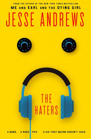 Jesse Andrews published The Haters, about three misfit musicians who ditch jazz camp to tour with their slapped-together band, was published b Amulet Books in 2016.